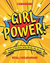 'Girl Power: Indian Women Who Broke The Rules' by Neha J Hiranandani on 50 indian women role models released