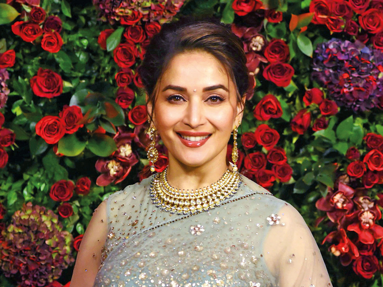 Actress Madhuri Dixit appointed as a goodwill ambassador for Maharashtra Assembly polls