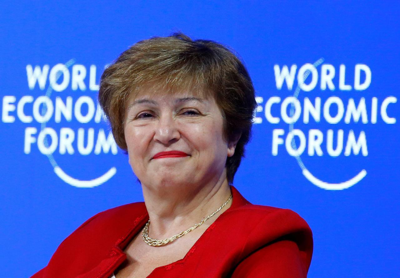 क्रिस्टालिना जॉर्जीवा को आईएमएफ प्रमुख के रूप में नामित किया गया