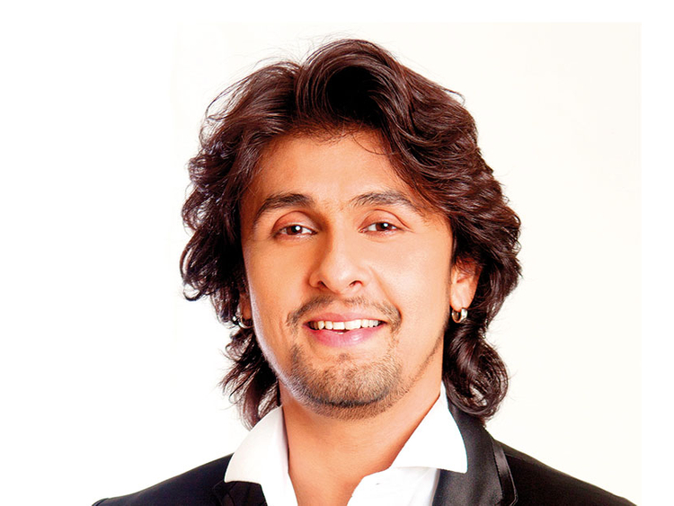 Bollywood playback singer Sonu Nigam wins 'Magnificent performing arts award 2019' at 21st century icon award ceremony held in UK