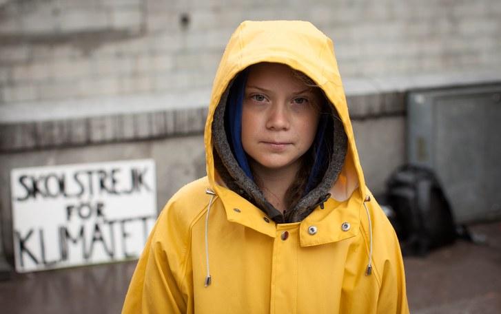 A 16-year-old Swedish climate activist Greta Thunberg wins 2019 Right Livelihood Award