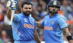 Rohit Sharma created history, surpassing Virat Kohli and created world record